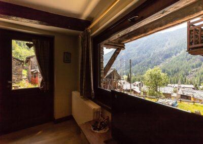Berger baita moderna vacanza Champorcher, montagna Valle d'Aosta
