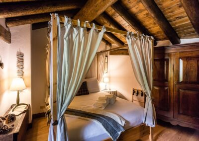 Tisseur baita chalet vacanza in natura Champorcher Valle d'Aosta