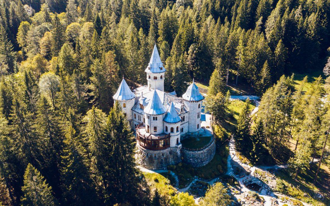 Visita ai Castelli della Valle d'Aosta