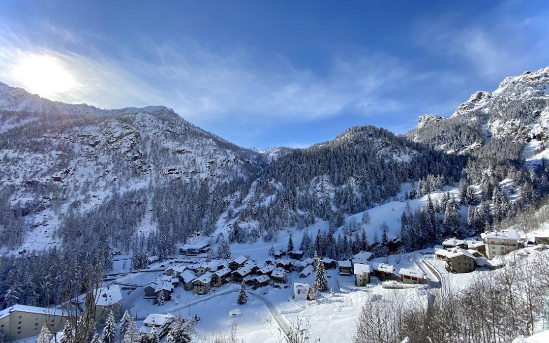 L'inverno a Revivre Village